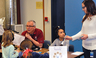 Fairwood Elementary Students Learn About Disabilities by Experiencing Them