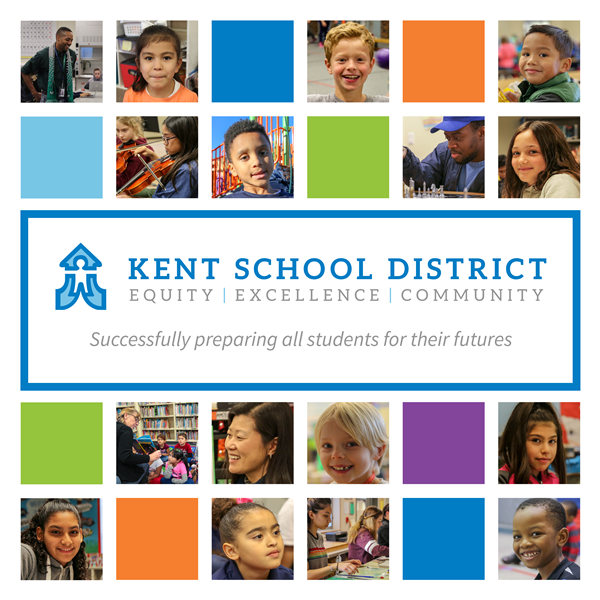 Kent School District. Equity Excellence Community. Successfully Preparing All Students for their futures.