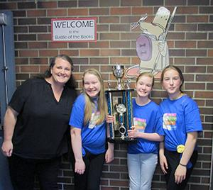 Fairwood Battle of the Books Champions 2019