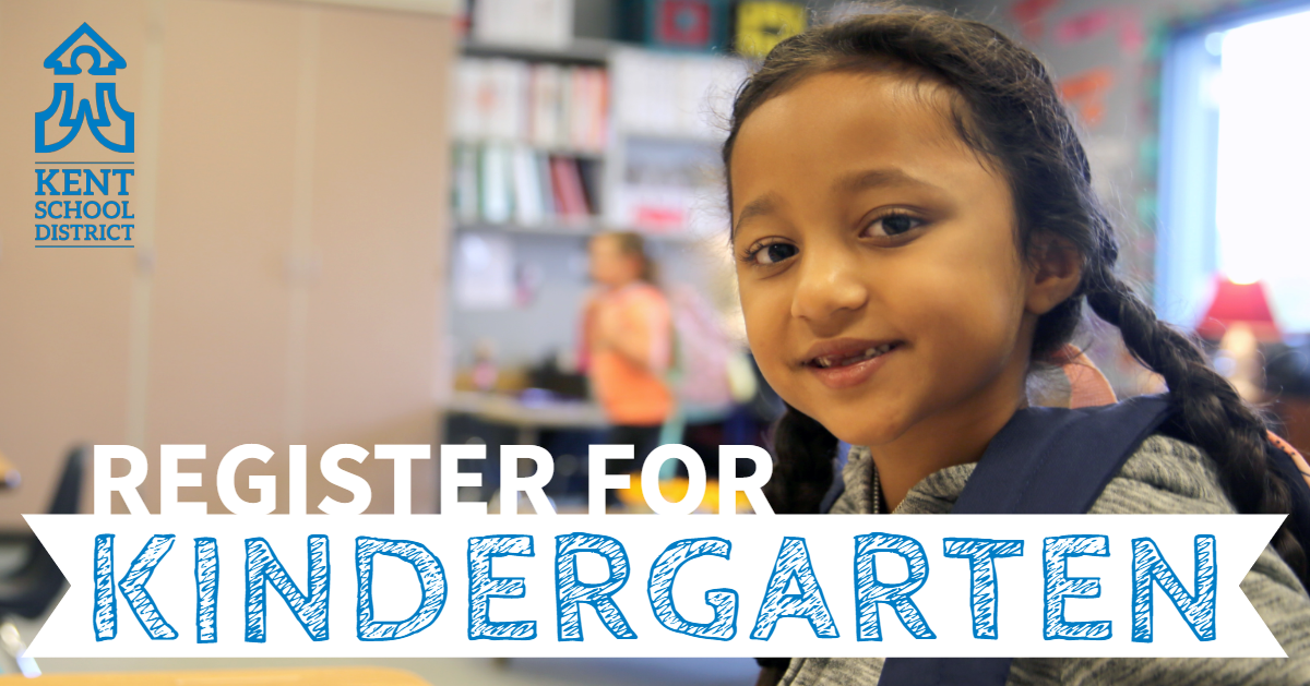 Register for kindergaten