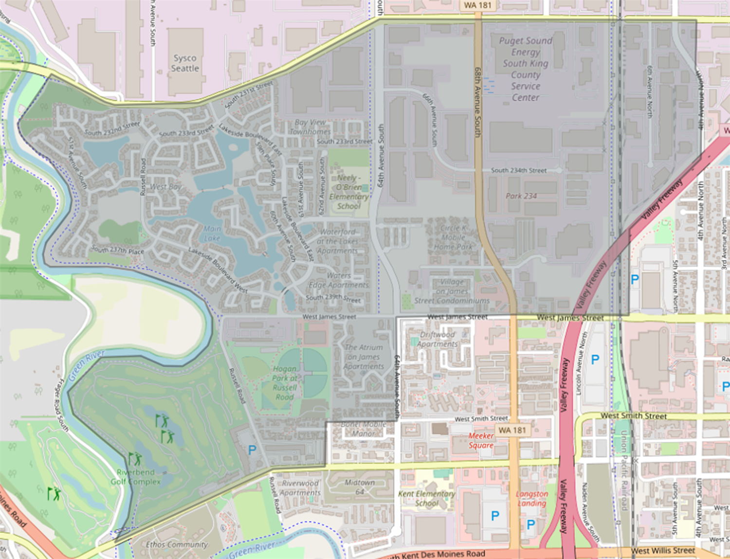 Final proposed new Neely-O'Brien Elementary boundary map