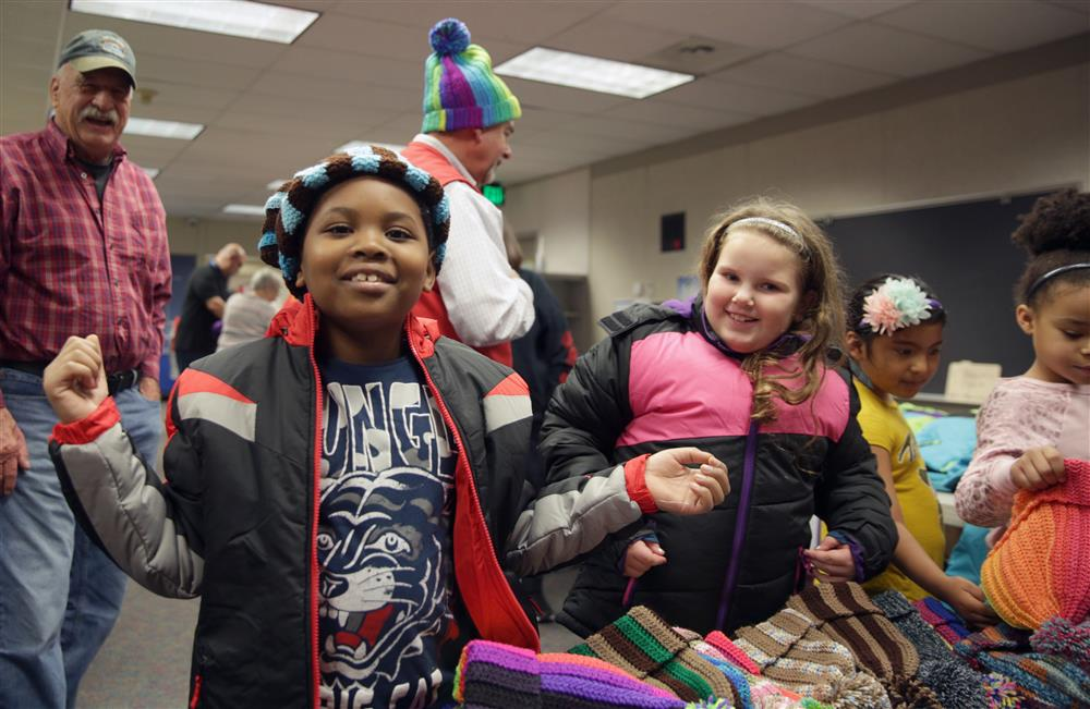 Coats for Kids Event